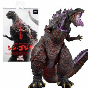 "NECA Shin Godzilla Atomic Blast 2016 6"" Action Figure 12"" Head Tail Movie Gift"