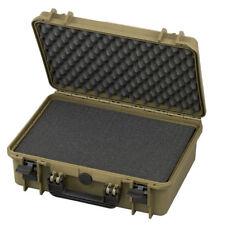 wasserdichter Outdoor Case 426x290x159   mit Rasterschaum   IP67   Sahara