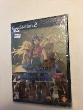 Wild Arms: Alter Code F (Sony PlayStation 2, 2005) PS2 Japan Import