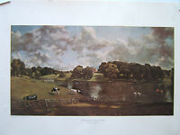 Collector Print WIVENHOE PARK, ESSEX   JOHN CONSTABLE National Gallery of Art