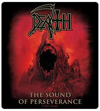 Sticker Death The Sound Of Perseverance Album Cover Art Metal Music Band Decal