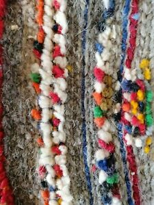 The Berber Gift.  Keepsake of knotted wool thread.  In all shapes.