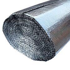 Air Bubble Aluminium Foil Insulation Roll Reflective Radiant Vapor Barrier OZ