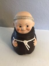 Vintage Goebel Friar Tuck Container Z37 Nice Condition 1950's