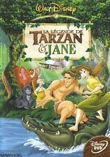 ** LA LEGENDE DE TARZAN & JANE ** W.Disney