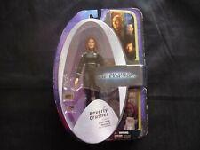 Star Trek Next Generation Nemesis Beverly Crusher Figure Art Asylum figure (T5)