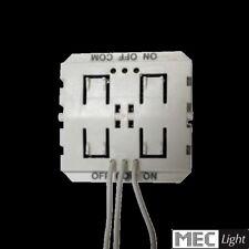 Funk LED-Dimmer / Schalter -Wandeinbau/Unterputz- RF Sender Modul (SR-2801P)