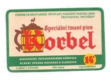 Severomoravske Pivovary Prerov Czech Republic Beer Label Ondras