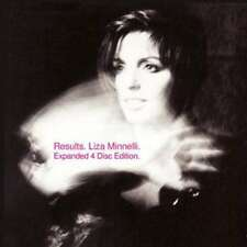 Minnelli,liza - Results: Expanded 4 Disc Editi NEW CD