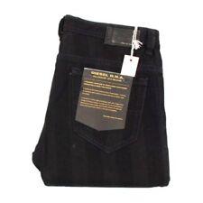 Jeans da uomo nere taglia 32 Diesel