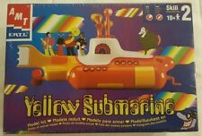 1998 AMT ERTL #30097  Yellow Submarine The Beatles Model Kit NEW IN THE BOX