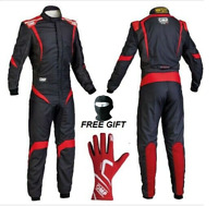 GO KART RACE SUIT CIK/FIA Level 2 Approved Karting Race Wear with Free Gifts
