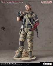 Metal Gear Solid V Phantom Pain - Venom Snake 1/6 Scale Statue/Figure GECCO