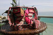 Wayu mochila, 100% colombian, Hand bag, woman, handmade. Very Ornate, new