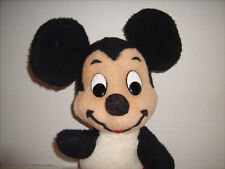 Vintage Mickey Mouse California Stuffed Toys Plush - Great Shape15""