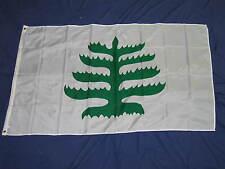 3X5 PINE TREE FLAG REVOLUTIONARY WAR AMERICAN USA F765