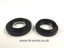 TOYOTA STARLET 1.3 GT TURBO GLANZA DRIVESHAFT OIL SEALS PAIR LEFT & RIGHT