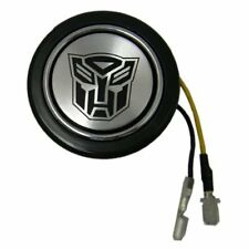 TRANSFORMERS AUTOBOT STEERING WHEEL HORN BUTTON JAPAN