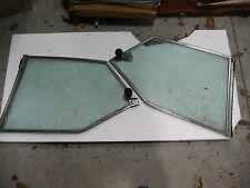 Citroen SM Glass (Rear Quarter window) 1 piece - Buyer can choose RIGHT OR LEFT