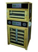B400 W J.Hemel Brutmaschine/Brutkasten/Inkubator mit vollaut. Wendung