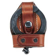 Aker Leather A503 Tp Bikini Handcuff Case For Standard Cuffs Tan