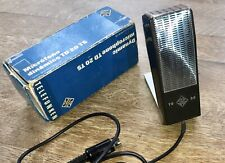 Telefunken Tisch-Mikrofon Mike  TD 20 TS ungeprüft  Vintage