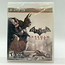 Batman Arkham City (Playstation 3 PS3) Brand New - Factory Sealed