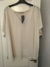 Marks And Spencers  Curve Top New Size 30