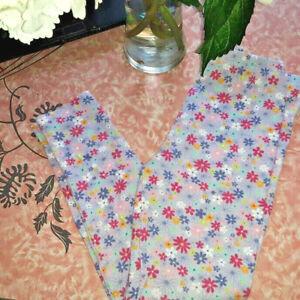NWT Gymboree Warm and Fuzzy Flower Leggings Girl Enchanted Winter many sizes