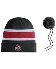 Nike  Black Ohio State Buckeyes Sideline Knit Hat