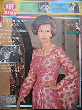 POINT DE VUE N° 1398 PRINCESSE ANNE THAÏLANDE REINE SIRIKIT Gal FRANCO 1975