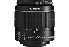 Obiettivo Canon EF-S 18-55mm F/3.5-5.6 IS II Bulk