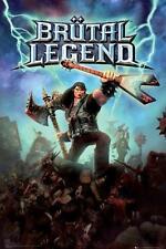 Brutal Legend: cubierta-Maxi Poster 61cm X 91,5 Cm (nuevo Y Sellado)