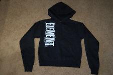 NWOT Juniors Element Vertical Print Pullover Hoodie Black Size XS Nice LQQK FS!