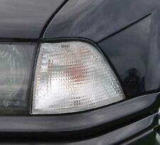 BMW 3 SERIES E36 CLEAR FRONT INDICATORS - FITS COUPE & CONVERTIBLE (93-99)