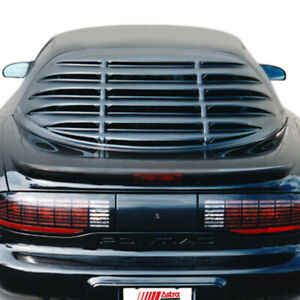 93-03 Pontiac Firebird ASTRA HAMMOND1-piece Textured ABS Rear Window Louver