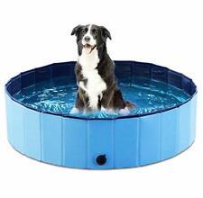 Pet Swimming Pool Portable Foldable Pool Dogs Cats Bathing Tub Bathtub Wash