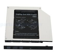 IDE-SATA 2nd HDD SSD Hard Drive Caddy for 9.5MM Universal CD/DVD-ROM Optical Bay