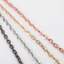 Collares y colgantes de bisutería color principal negro oro rosa