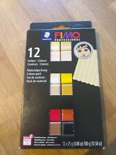 Staedtler FIMO Professional Clay  Doll Art  12 x 25g