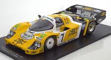 Spark Porsche 956 New Man Winner Le Mans 1984 Pescarolo/Ludwig/Johansson #7 1/18