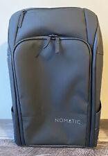 Nomatic Travel Backpack - Expandable 20L-30L Travel Pack- Black - NEW