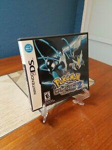 Pokemon Black 2 (Nintendo DS, 2012) Complete