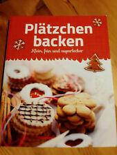 Weihnachtsplätzchen backen Buch