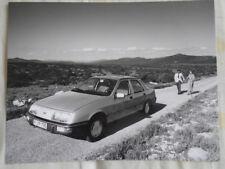 Ford Sierra press photo Sep 1982 German text v3