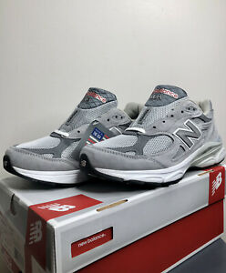 New Balance 990v3 Made in US (M990GL3 Grey) - Size 8.5 D