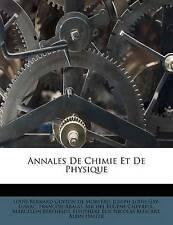 NEW Annales de Chimie Et de Physique (French Edition) by Francois Arago