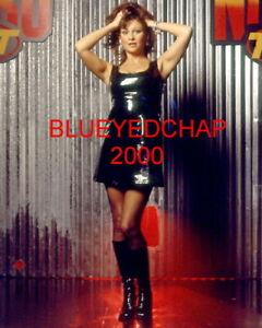 MISS ELIZABETH VALET / GIRL WRESTLER 8 X 10 WRESTLING PHOTO WWF WCW