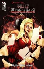 Grimm Fairy Tales Call of Wonderland #2  Zenescope Comic Book