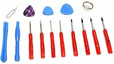 Pentalobe (0.8mm) Slotted Phillips (#000, #00) Torx (T3, T4, T5, T6) toolkit